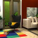 Contoh Desain Ruang Keluarga di Rumah Minimalis yang Nyaman