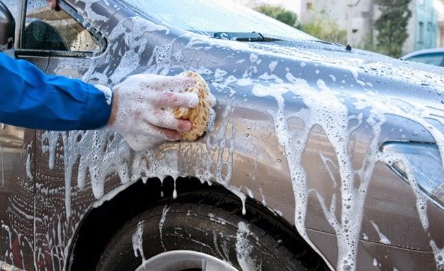 Cara Mencuci Mobil yang Benar