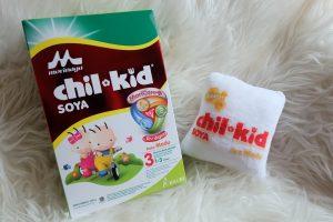 Morinaga Chil Kid Soya Madu