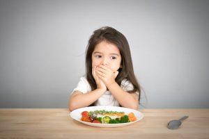 Membujuk Anak Agar Suka Makan