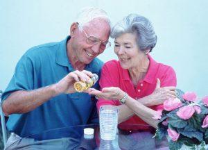 7 Mineral dan Vitamin untuk Orang Tua Lanjut Usia